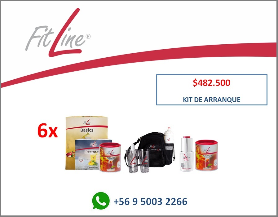 kit de arranque fitline